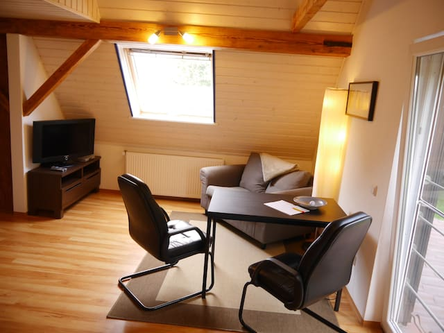 Fremdenzimmer in exklusiver Umgebung