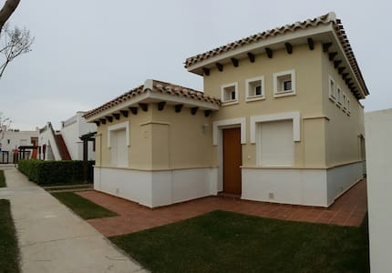 2 Bed Villa with pool at Mar Menor Golf Resort - Torre-Pacheco - Villa
