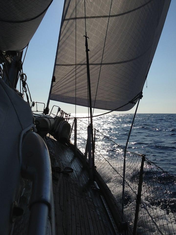 Il Veliero del Benessere Get On Board With Us