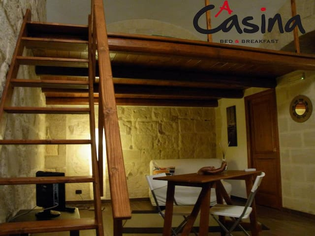 Loft suite  in pietra - Trani - Bed & Breakfast