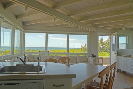 Two Bedroom Cottage on the Ocean. Newly Renovated!