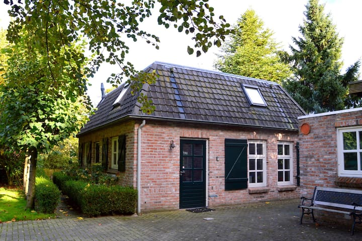 located in the outskirts of Haaren in Brabant.