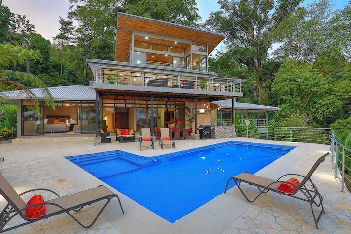 Sea Breeze II Luxury 6 BR Oceanview Estate