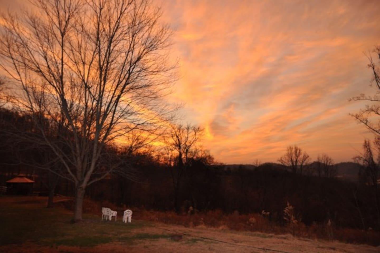 Beautiful Sunrises and Glorious Sunsets!