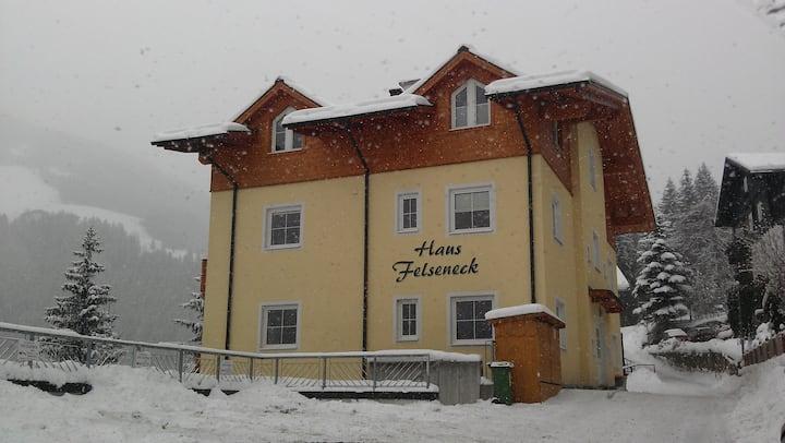 High alpine comfort in Badgastein.