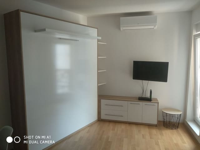 NEW | Nice small apartment with free parking