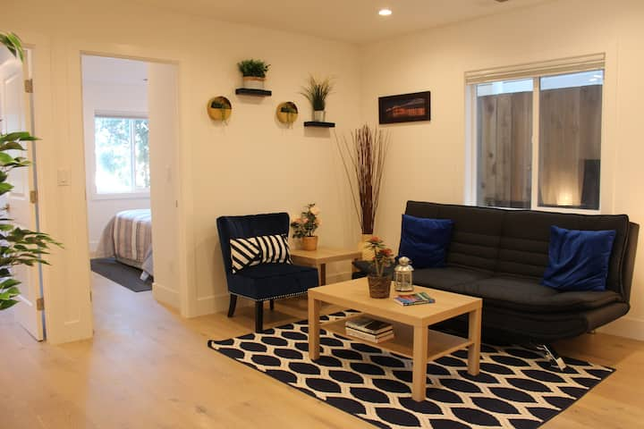 Modern City Suite | New & Clean 2Bdrm/1Bath in SF
