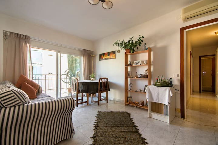Cozy Room/18 minutes from beach. - Sant Adrià de Besòs