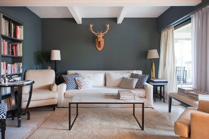 NEW stylish flat in the best part of Palermo