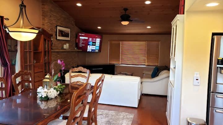 Carmel, California -Entire Home. 3 bedrooms/2 bath
