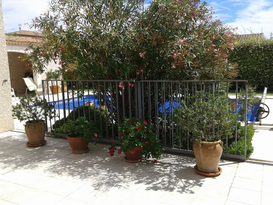 Studio meubl climatis piscine apartments for rent in for Studio photo salon de provence