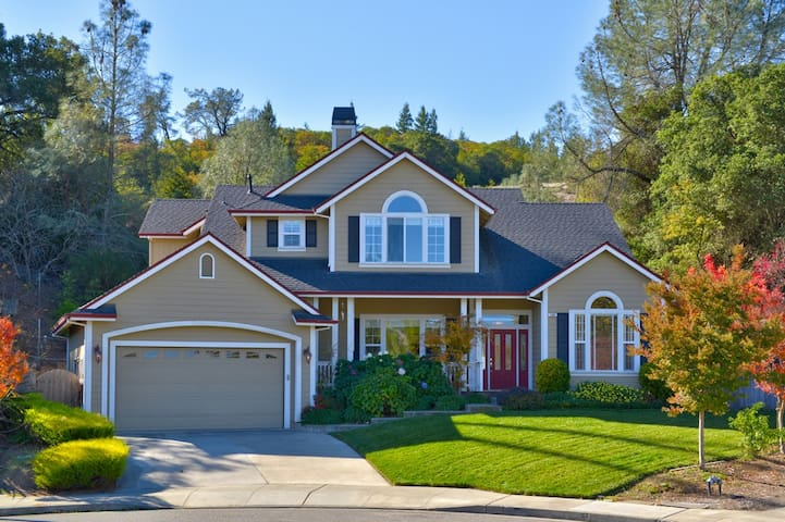 Great value in Wine Country - Geyserville - House