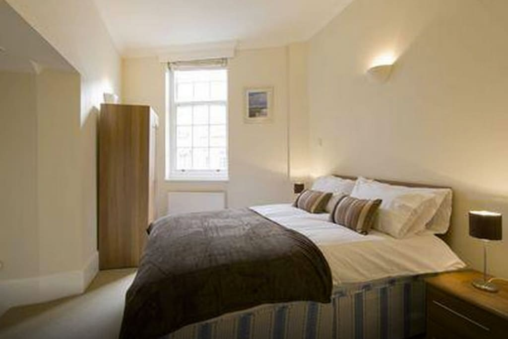 Master Bedroom with Ensuite & Bath.