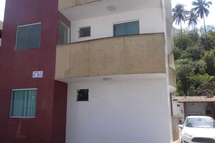 Apartamento Praia dos Milionários em Ilhéus