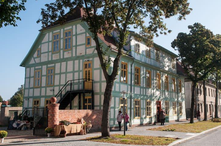 Domkurie 'D8' - Hansestadt Havelberg - Apartment