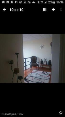 Comoda y acogedora - Bogotá - Apartment