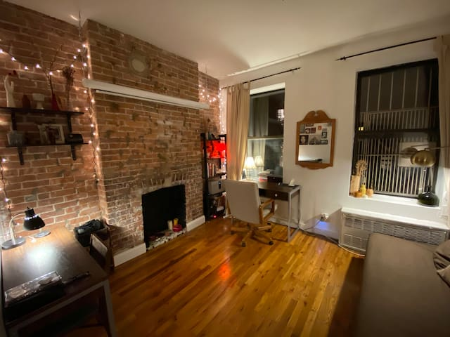 Small but cosy 1-bedroom in Manhattan