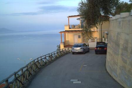 rilassante app.villa vista i.eolie - Maison
