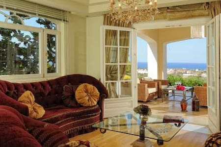 Villa Iris luxury house - Malia