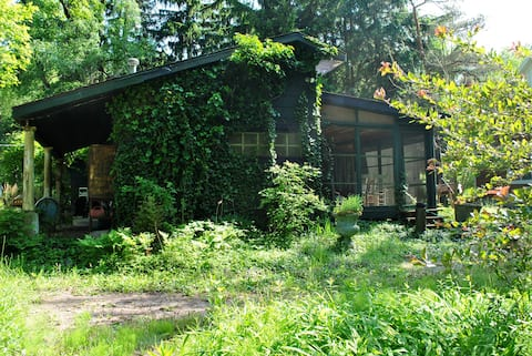 Floyd 's Cottage in Lakeside, Michi