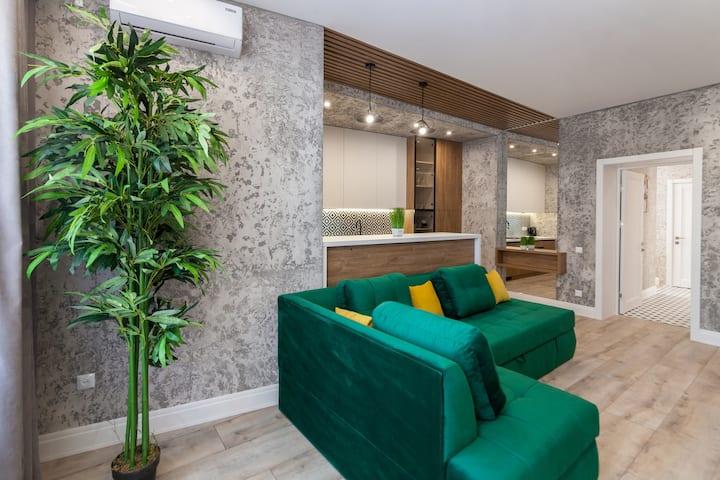 Apartment on Pidmurna 24