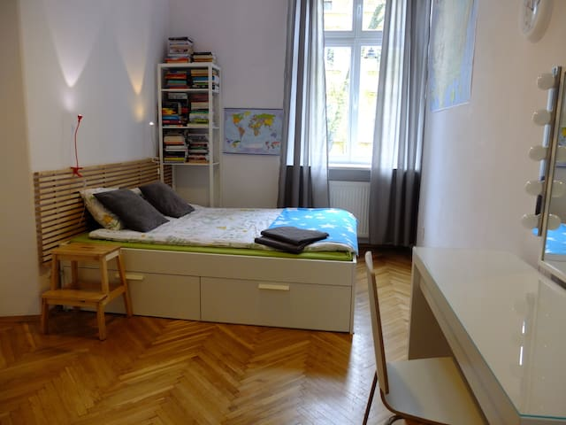 Beautiful room in Jewish district - Kraków - House