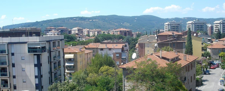Bilocale panoramico