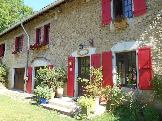 Bienvenue au Gîte (fleur) Montjoie  - La Chapelle-en-Vercors - Apartment