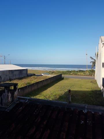 Sobrado Vista-mar, Balneário Inajá - Matinhos