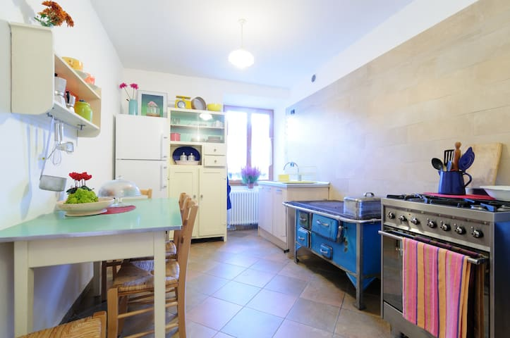Casa BarbiCanevei GIAN - Baselga - Appartement