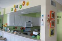 Fun, funky and whimsical artwork throughout the unit for you to enjoy!