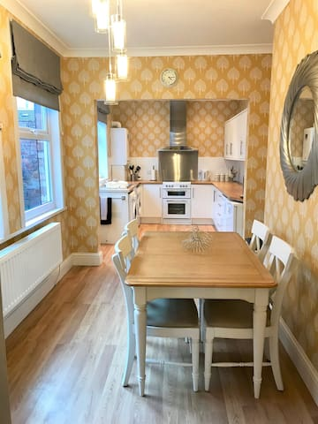Saltburn Self Catering Town House