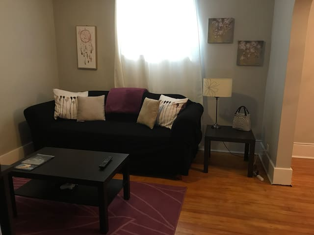 Basement Suite in Windsor's Little Italy (CANADA)