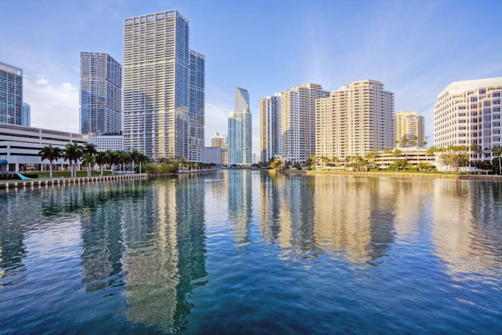 2 Br Brickell On The Bay Apartments For Rent In Miami Florida United States