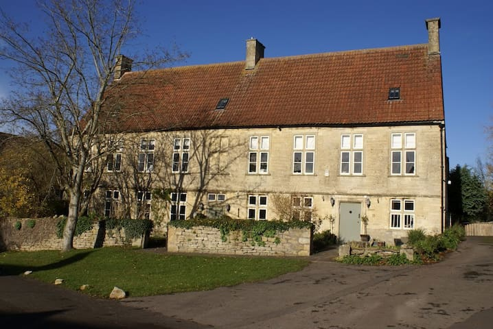 Queen Anne Style Manor House - Bath - Bed & Breakfast