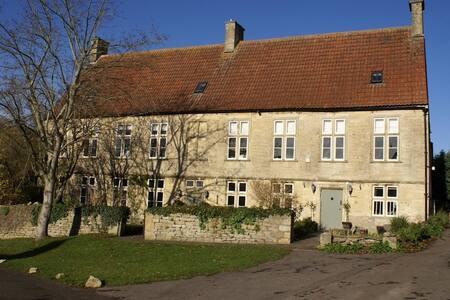 Queen Anne Style Manor House - Bath