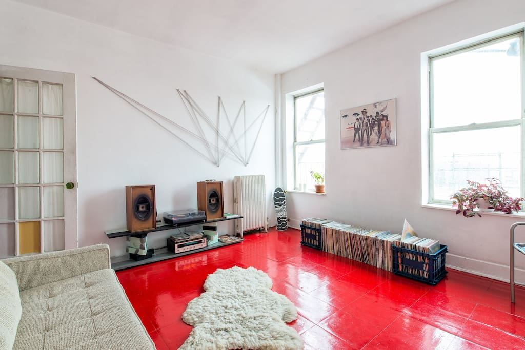 Sunny One Bedroom In Williamsburg Monthly Only Apartments For Rent In Brooklyn New York