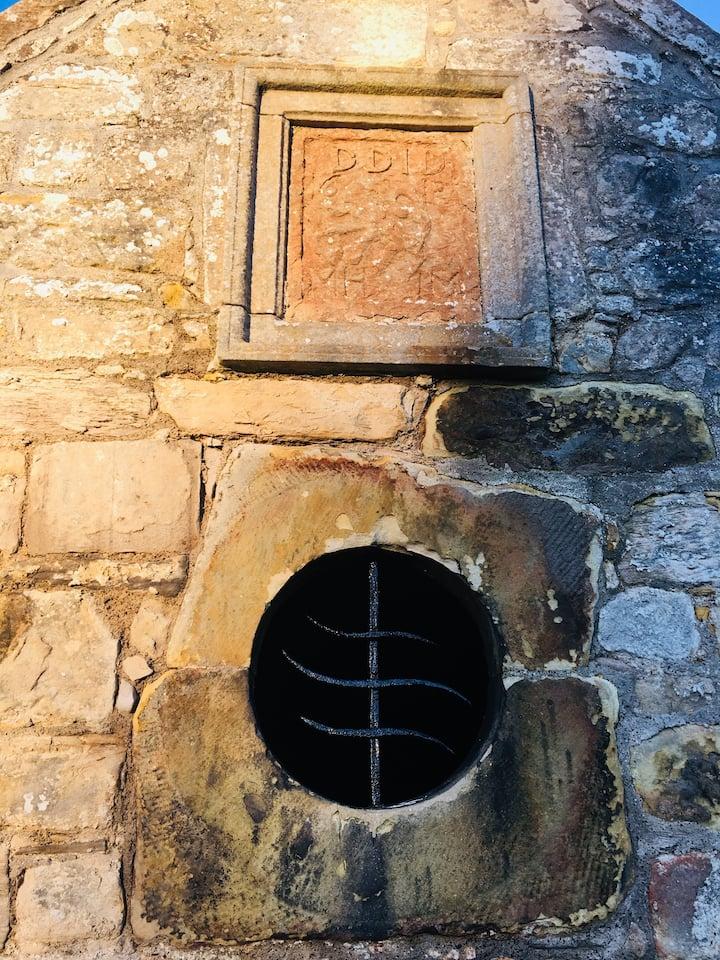Abercorn Church detail