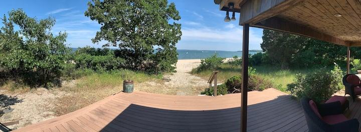 North Fork Beach Cottage
