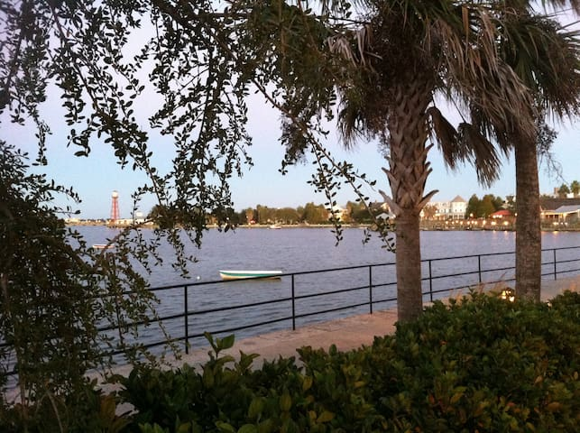 You will be close to the beautiful Lake Sumter Landing town square offering sunsets at the lake, live entertainment, shopping, and restaurants.