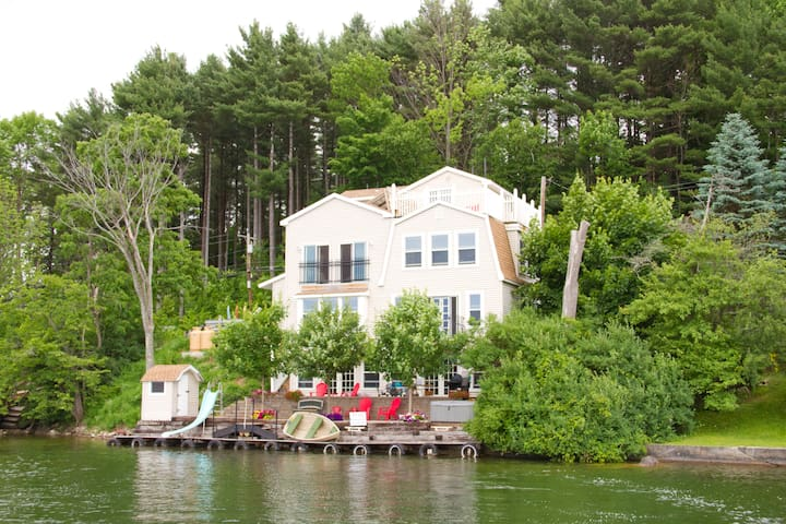 The Laurel Lake House