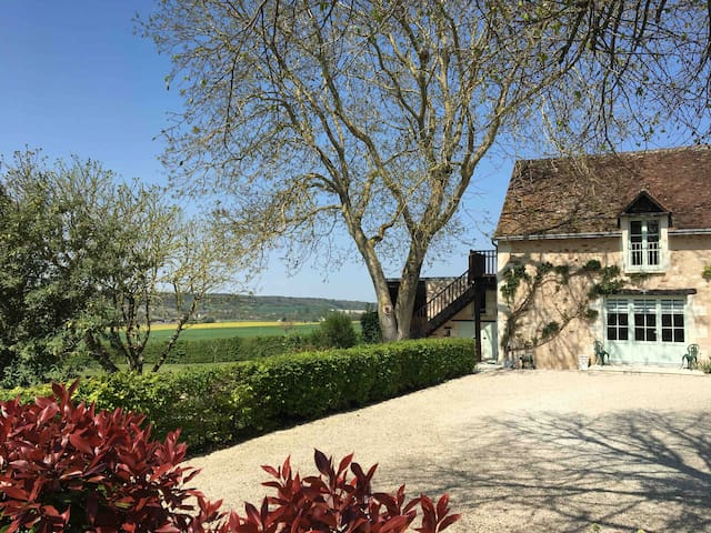 Loire Valley Charming Apartment Just For Couples