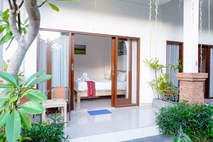 Private Room In Boutique Hotel 2 Min. To Beach #9