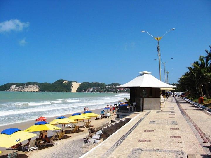 Aconchegante (Cozy) Flat Praia de Ponta Negra