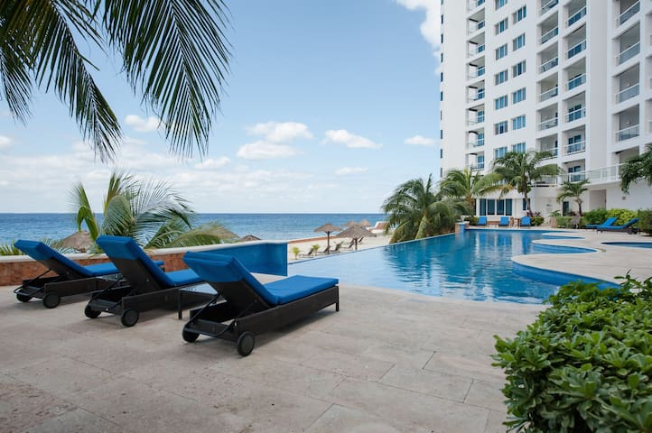1A -New condo for rent in Cozumel! - Cozumel - Lägenhet