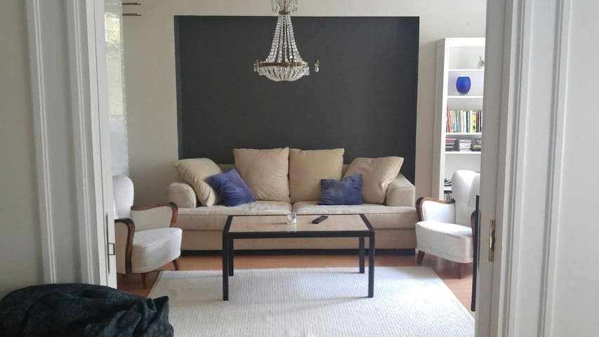 Beautiful apartment 63 m²  in the heart of Tampere