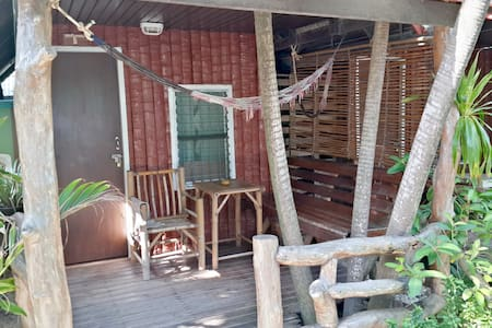 Lamai Beach Side Bungalow 2nd row A - Ko Samui