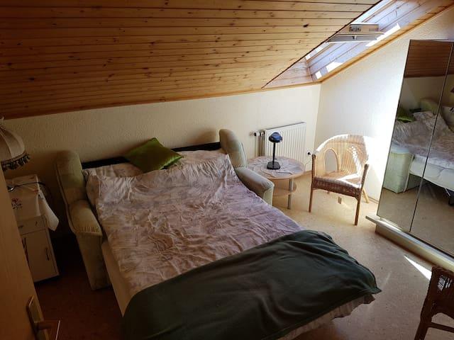Wiernsheim B&B Zimmer