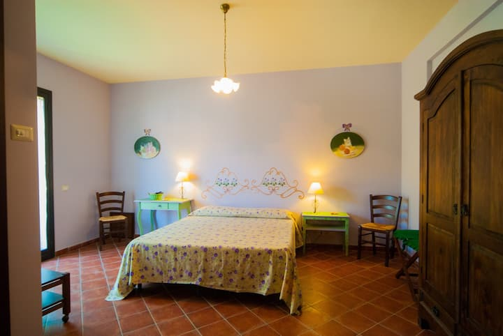 Bed and Breakfast La Rena Rossa