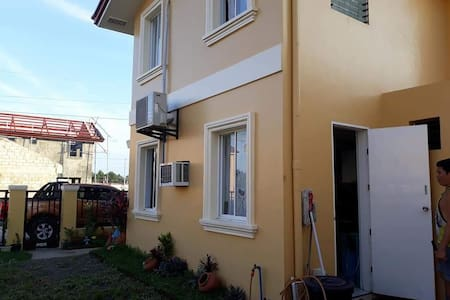 TownHouse Available in Numancia Aklan
